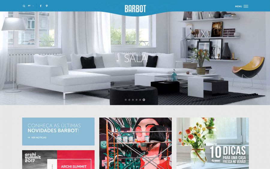 We Are Innov, Case study: Tintas Barbot online