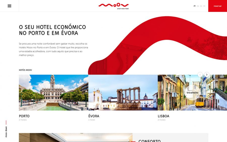We Are Innov, Hotel Moov