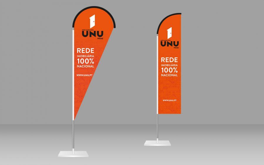 We Are Innov, UNU – Rede Imobiliária, Design