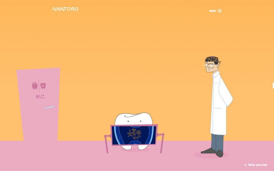 We Are Innov, Ivantoro e a escolinha do sorriso, Web
