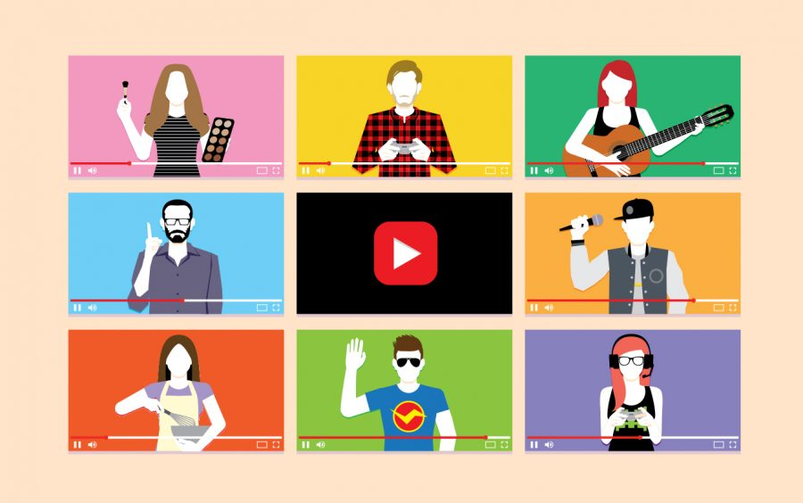 We Are Innov, Influenciadores de Youtube, Marketing de influencers